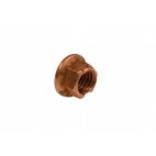 Wheel Nut Copper