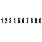 Large Number - Black / White