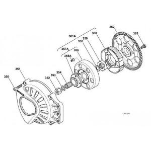 Clutch Parts KA100