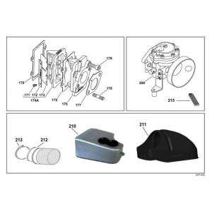 Inlet Parts - X30