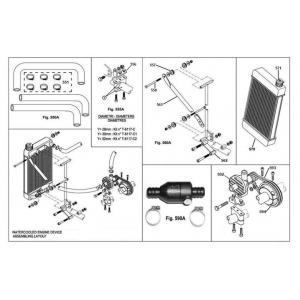 Radiator Parts X30